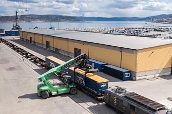 Fjerner 1500 trailere med felles løft