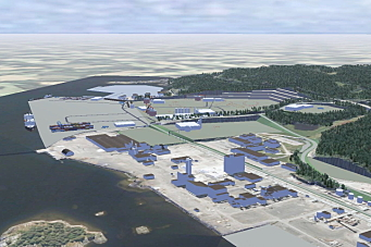 Vil bygge grønt industriområde i Bamble