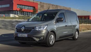 Renault Express Van er en helt ny og rimelig varebil fra Renault.