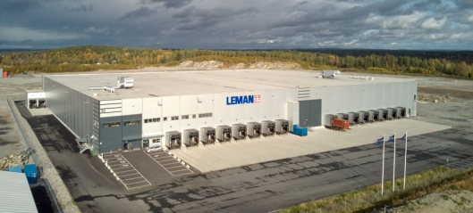 Leman vokser i Vestby