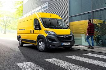 Opels store elektriske