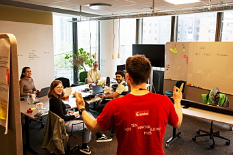 Posten øker satsingen på innovasjon – nå trengs kloke og kreative hoder