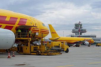 DHL med nytt flyselskap