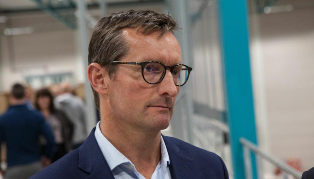 Thomas Krøyer går av som CEO i Leman.