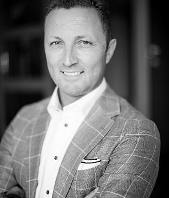 NORSK SJEF: Administrerende direktør for Mediterranean Shipping Company (MSC) i Norge er Paul-Lorck Olafsen. Han har ledet MSCs norske avdeling siden 2006.