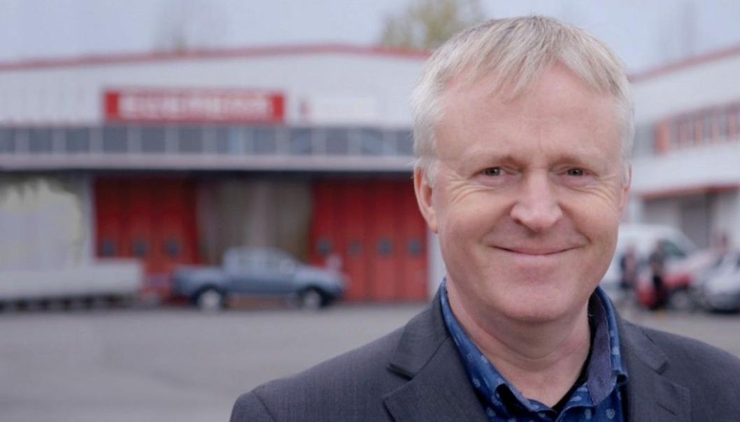 Administrerende direktør Dag Adler Blakseth i Element Logic får nå tyske eiere i ryggen.