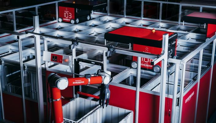 Element Logic var selskapet som leverte flest Autostore-løsninger i 2020.
