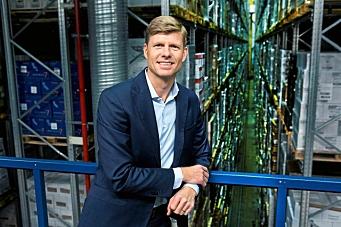 Bring bygger nettlager i Stockholm