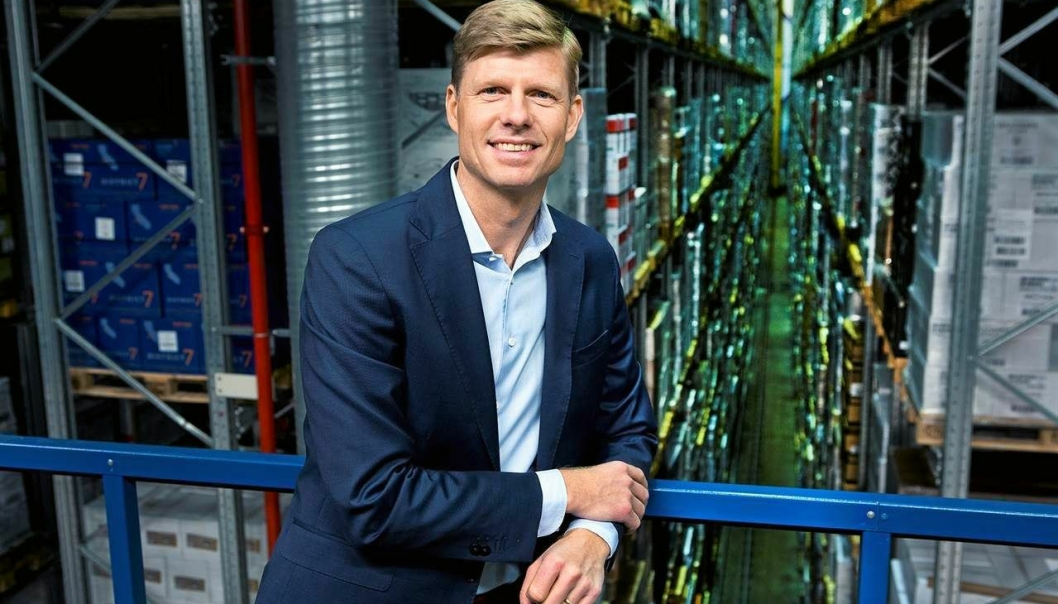 Per Öhagen er konserndirektør for divisjon E-handel og logistikk i Posten Norge, og gleder seg til å etablere et internasjonalt og automatisert netthandelstilbud.