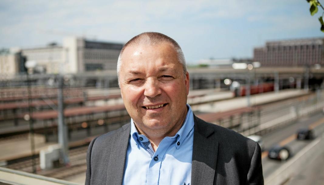 Kjell-Olav Gammelsæter i Norske Havner er ikke imponert over NTP som blir vedtatt neste uke, og tar til orde for at den skrotes etter valget til høsten.