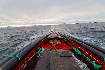 Til vanns og til lands med Helgeland Plast