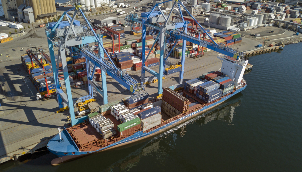 Fra 1. juli avvikles det rabatt for containere og RoRo-last i Oslo Havn.