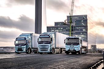 Slik blir Volvos elektriske lastebiler