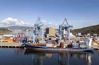 18 millioner til digital havneeffektivisering