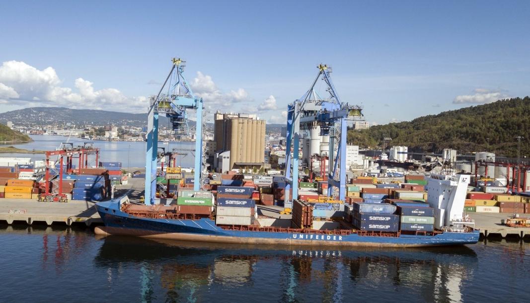Prosjektet «Norsk digital havneinfrastruktur» skal føre til kortere tid i havn og økt seilingstid for skipstrafikken, melder Oslo Havn KF.