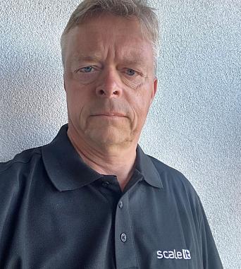 Steinar Olsen, administrerende direktør i ScaleIT satser på videre vekst med nye eiere.