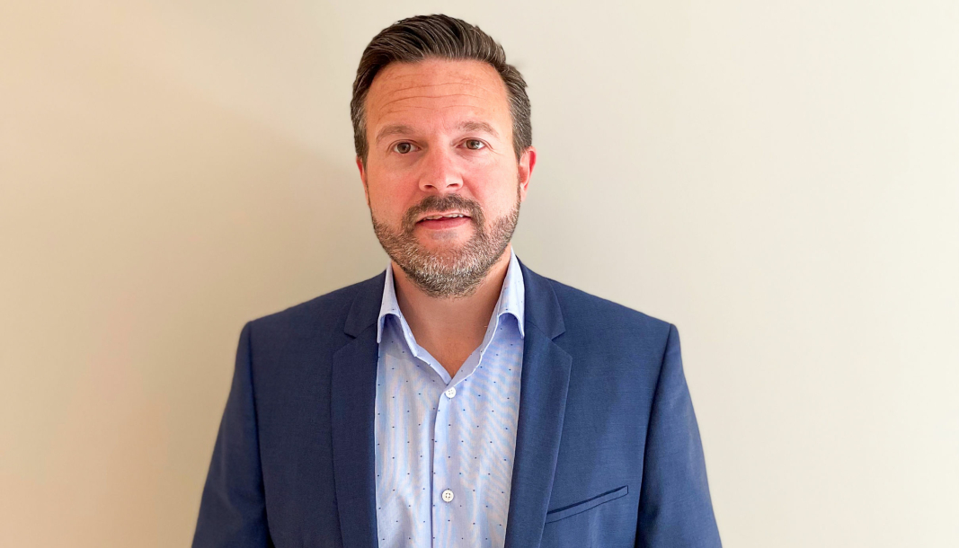 Stig Rich Pedersen skal lede den nye avdelingen i Oslo.