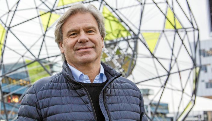 Knut Fredrik Ramstad er i Mixmove.