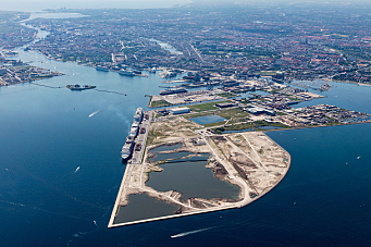 København får ny containerterminal i 2023