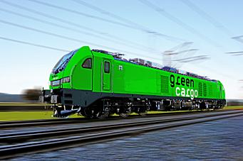 Gode tall fra Green Cargo