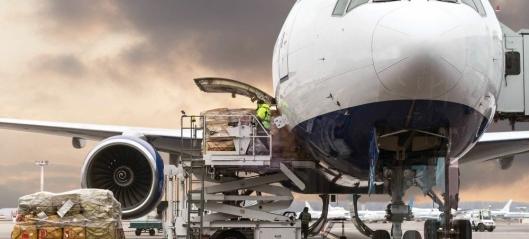 Flyfrakt i skjæringspunktet mellom kundekrav, covid-19 og klimapolitikk