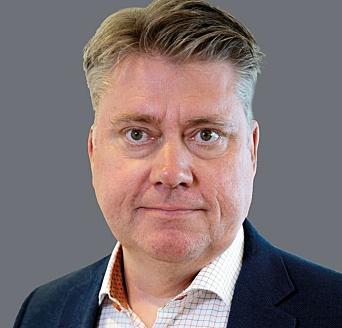 Lars Persson, salgssjef Norden i Descartes.