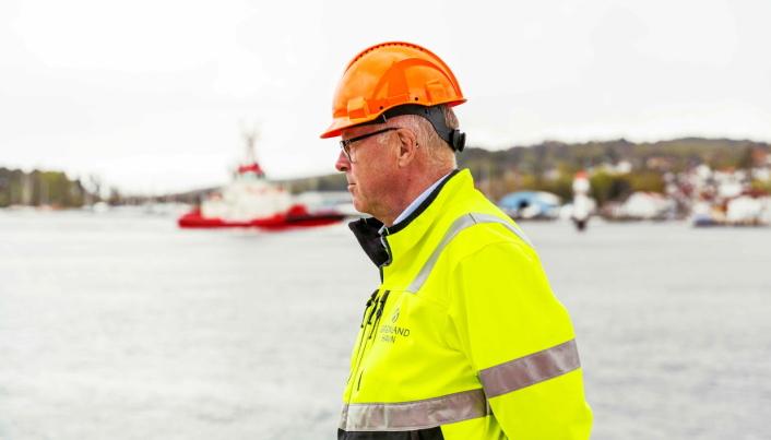 Finn Flogstad får gode skussmål både fra politikere, samarbeidspartnere, men også fra «rivaler».