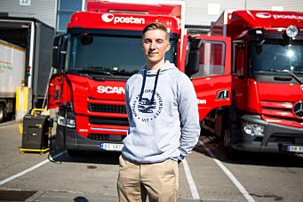 Skal kjøre el-lastebil fra Oslo til Tromsø