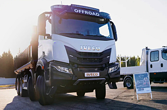 Norgespremiere for nye Iveco T-Way