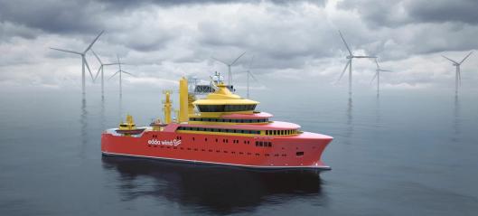 Forprosjekt hydrogen til maritim transport