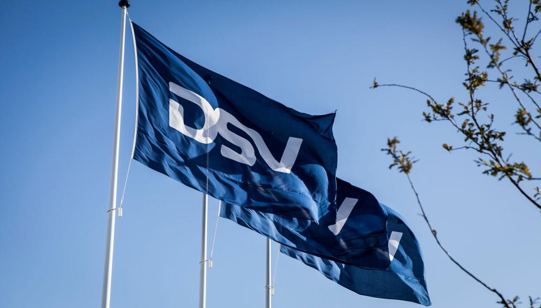 DSV - og bare DSV.