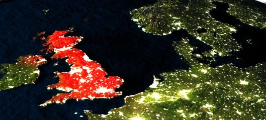 Varehandelen med Storbritannia i støpeskjeen
