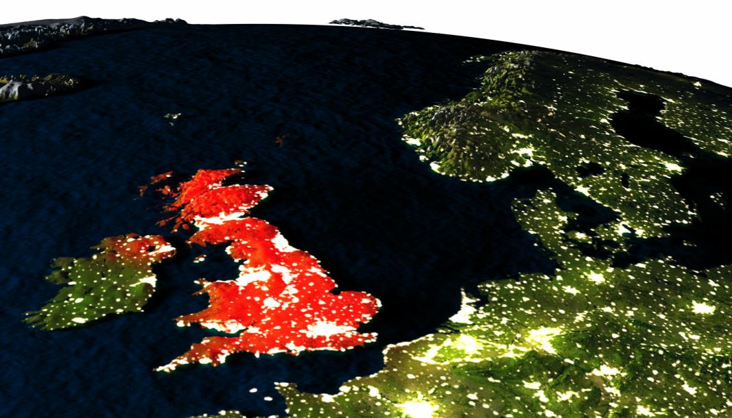 NY HVERDAG: Hvordan skal handelen foregå over Nordsjøen i fremtiden?