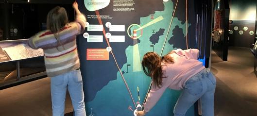 Skal gjøre ungdommen nysgjerrige på sjøtransport