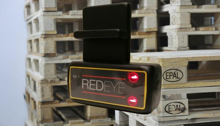 SMART LØSNING: RedeEye er enkelt både i utforming og er enkel å montere.