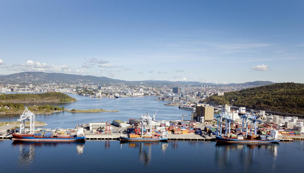 HAVNA OG BYEN: Samspillet mellom havn og by skal diskuteres i slutten av september.