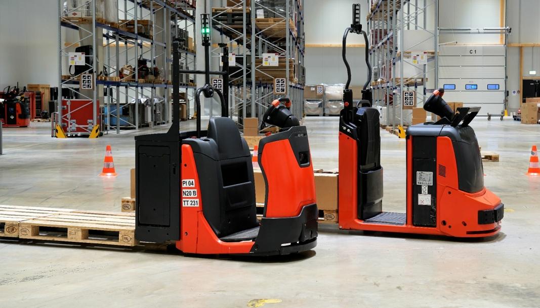 ET LØFT: Linde N20 SA og N20C SA hever effektiviteten til Lindes plukktrucker og gjør samtidig arbeidsforholdene bedre.