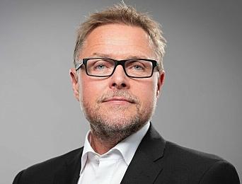 Tor Arne Borge, administrerende direktør i Kystrederiene.