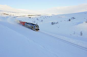 Forsterker godstilbudet på Nordlandsbanen