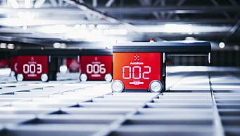 Europeisk dagligvareleverandør «all inn» på AutoStore