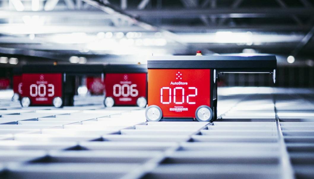Element Logic har inngått avtale med den europeiske dagligvareleverandøren Rohlik Group om leveranse av Autostore.