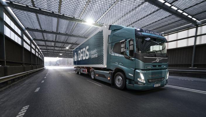 FM Electric kan ha en vekt på 44 tonn (totalvekt) og har en rekkevidde på opptil 300 km.