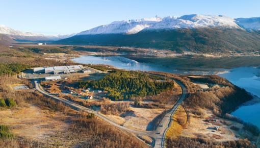 Satser på logistikkeiendom i Tromsø