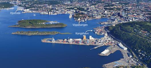 Oslo-fergene på flyttefot?