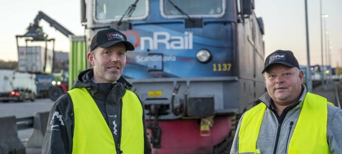 Utvider med Nordlandsbanen